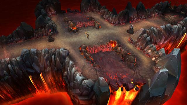 Riot tạm ngừng phát triển bản đồ Ngục Dung Nham 1