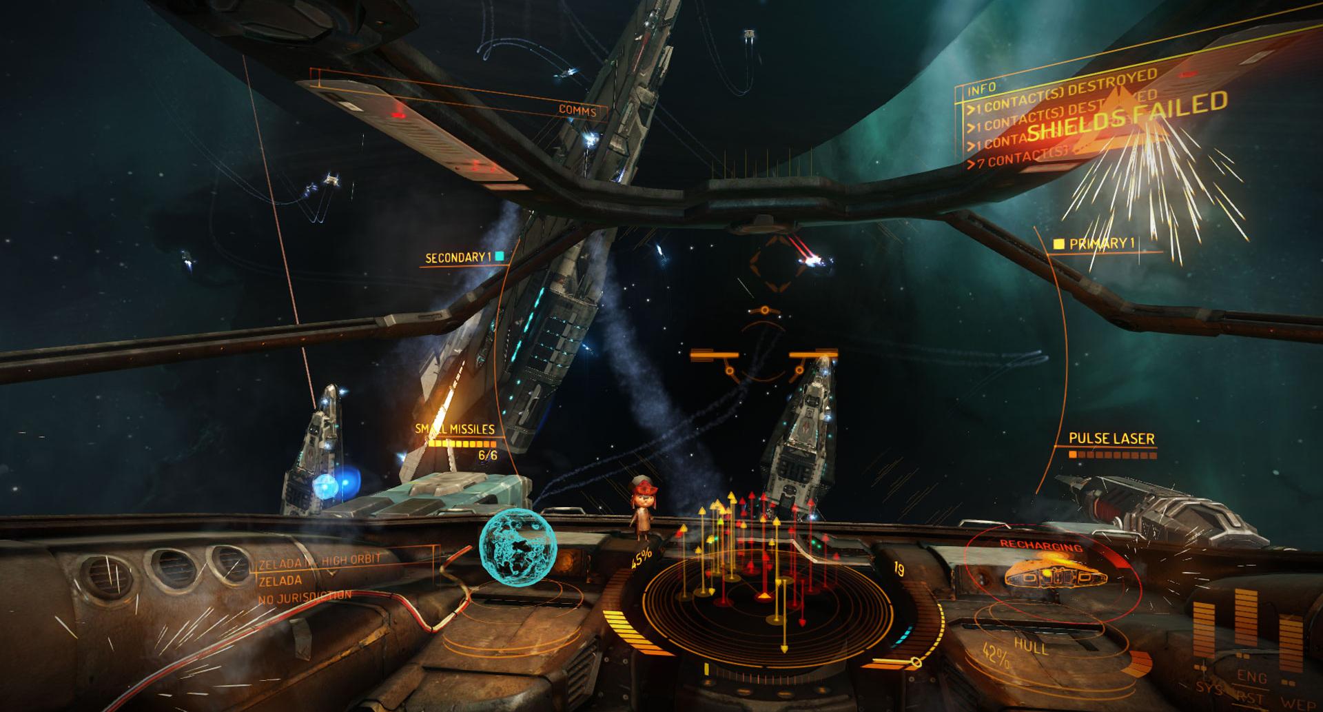 Frontier Developments hé lộ game mới Elite: Dangerous - Ảnh 1