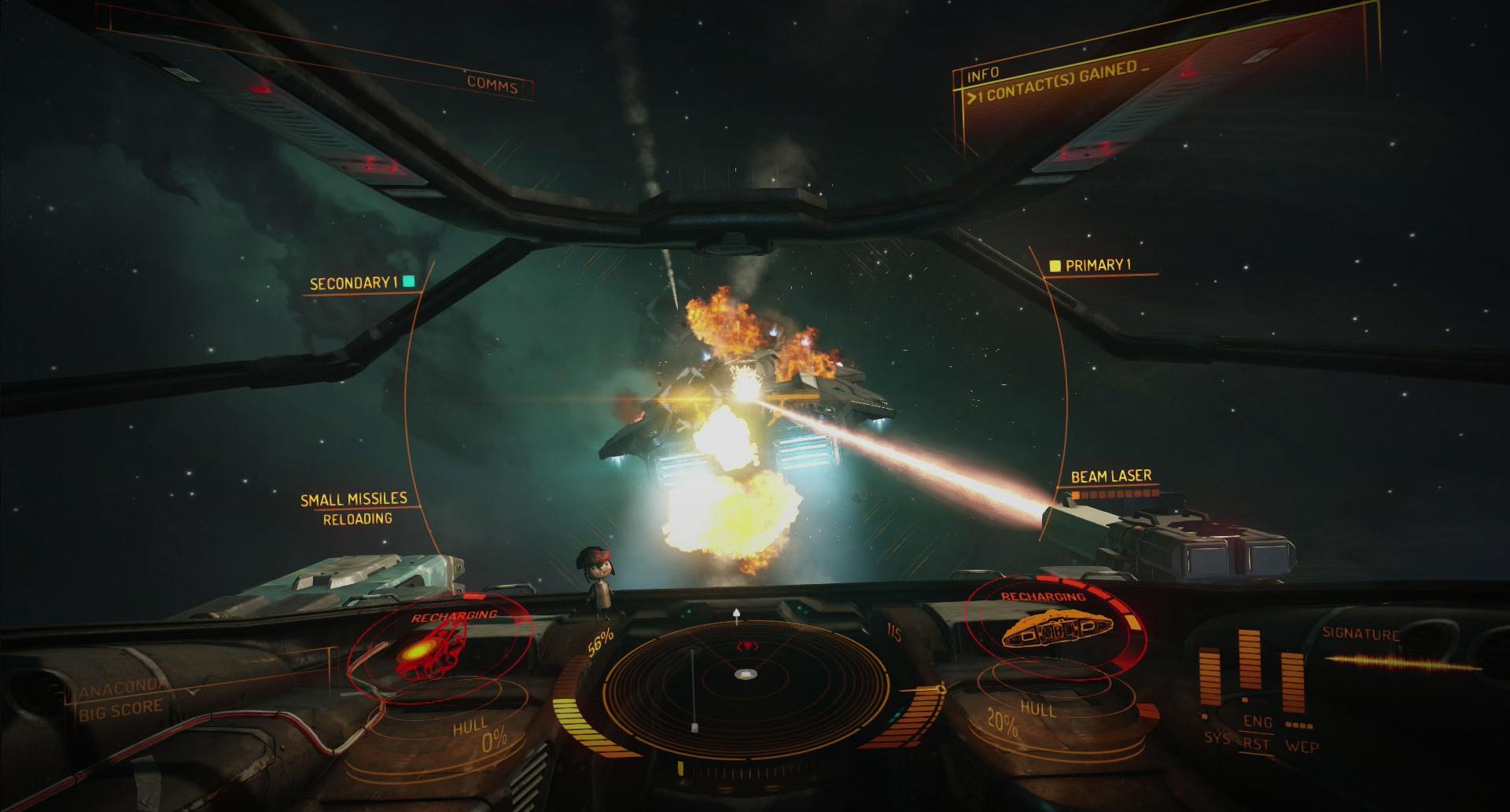 Frontier Developments hé lộ game mới Elite: Dangerous - Ảnh 4
