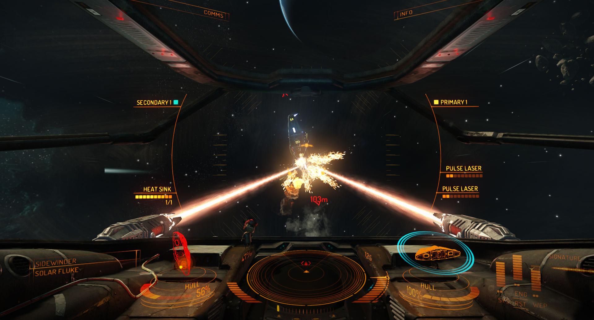 Frontier Developments hé lộ game mới Elite: Dangerous - Ảnh 9