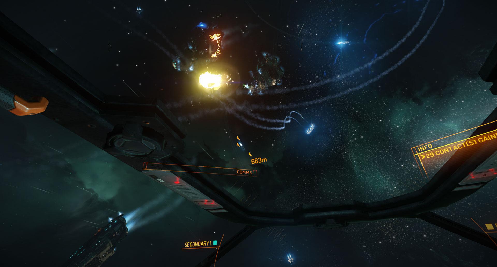 Frontier Developments hé lộ game mới Elite: Dangerous - Ảnh 11