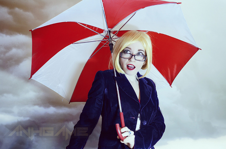 Ngắm cosplay Janna Dự Báo Thời Tiết siêu đẹp - Ảnh 4