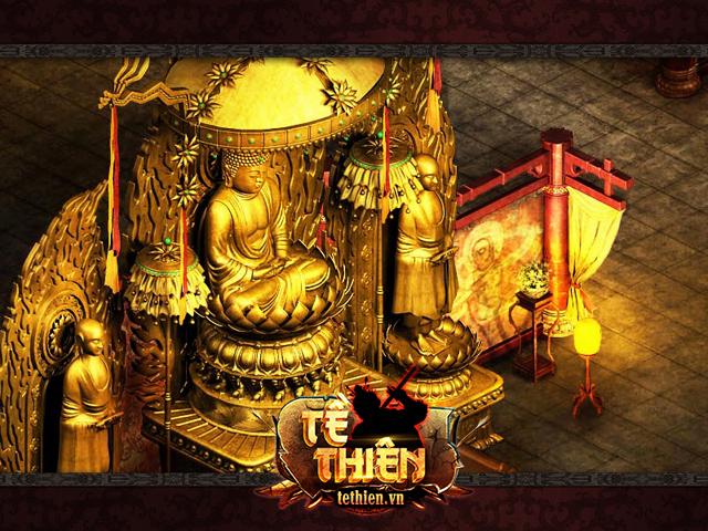 Like.vn công bố thử nghiệm webgame Tề Thiên 4