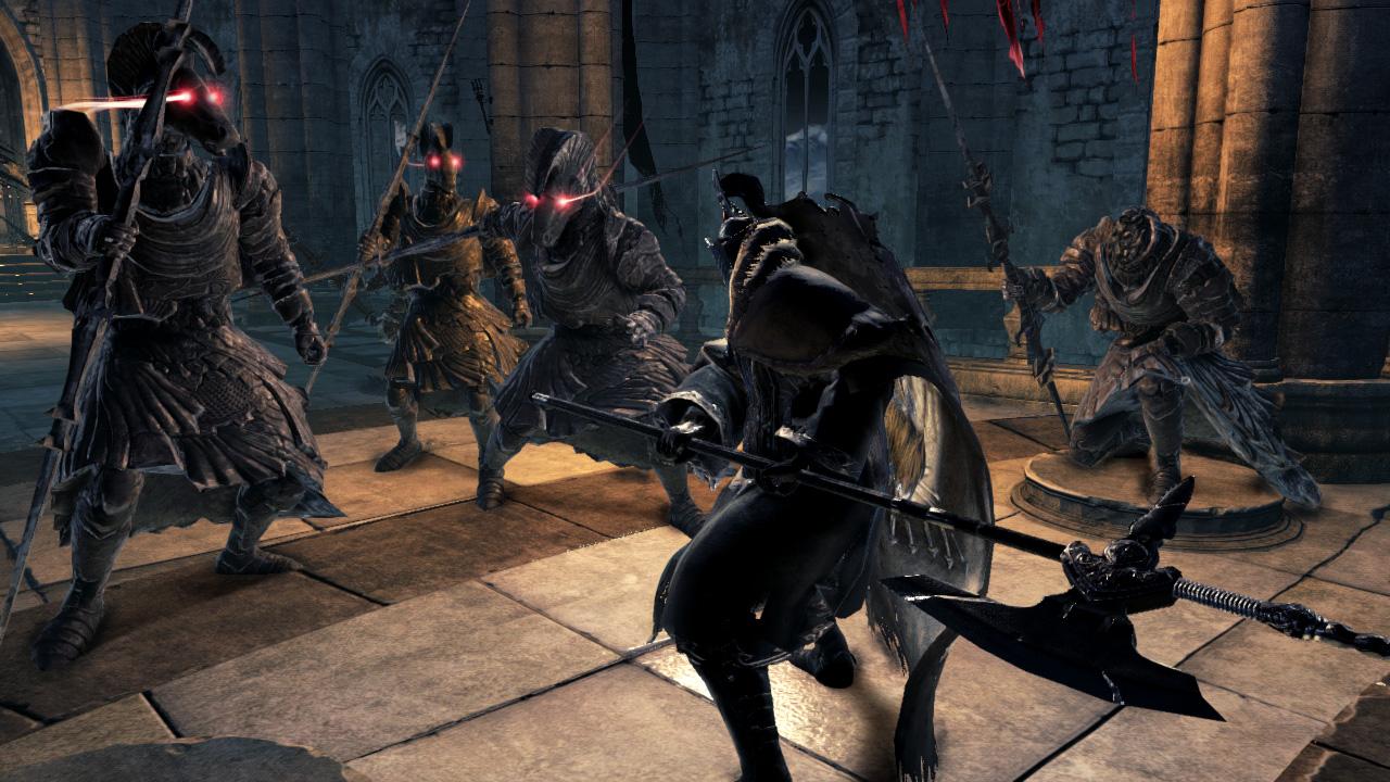 Dark Souls II lên kệ vào ngày 11/03/2014 - Ảnh 2