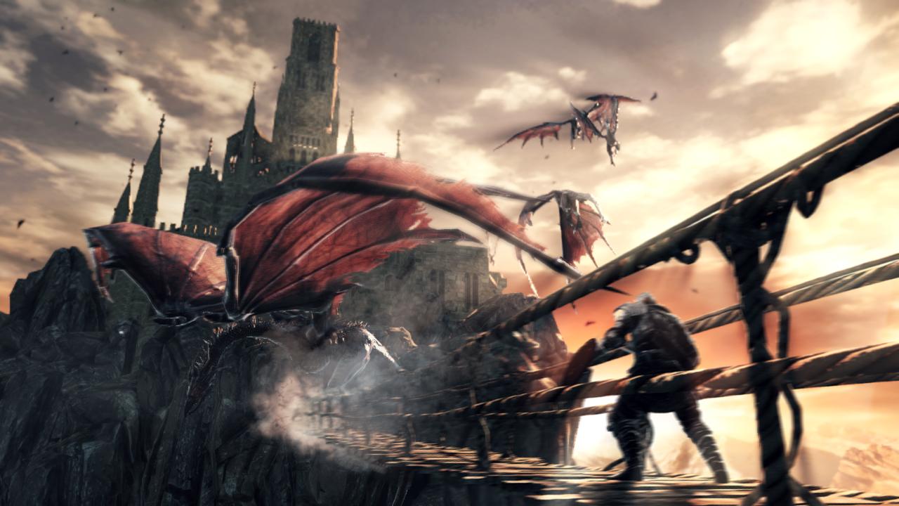 Dark Souls II lên kệ vào ngày 11/03/2014 - Ảnh 22