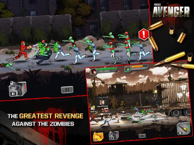 Pine Entertainment trình làng Pocket Avenger 3
