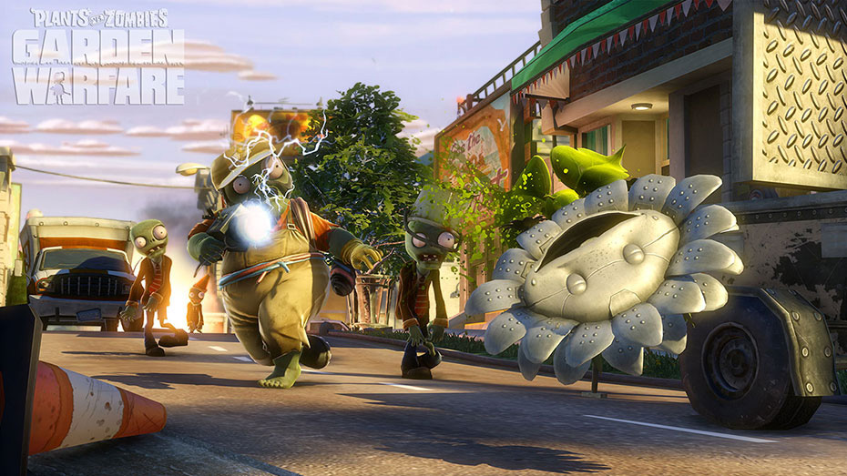 Plants vs. Zombies Garden Warfare bị trễ một tuần - Ảnh 4