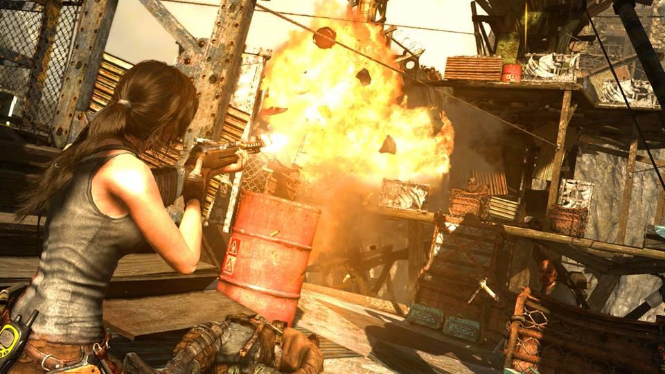 Tomb Raider: Definitive Edition ra mắt cuối tháng này - Ảnh 3