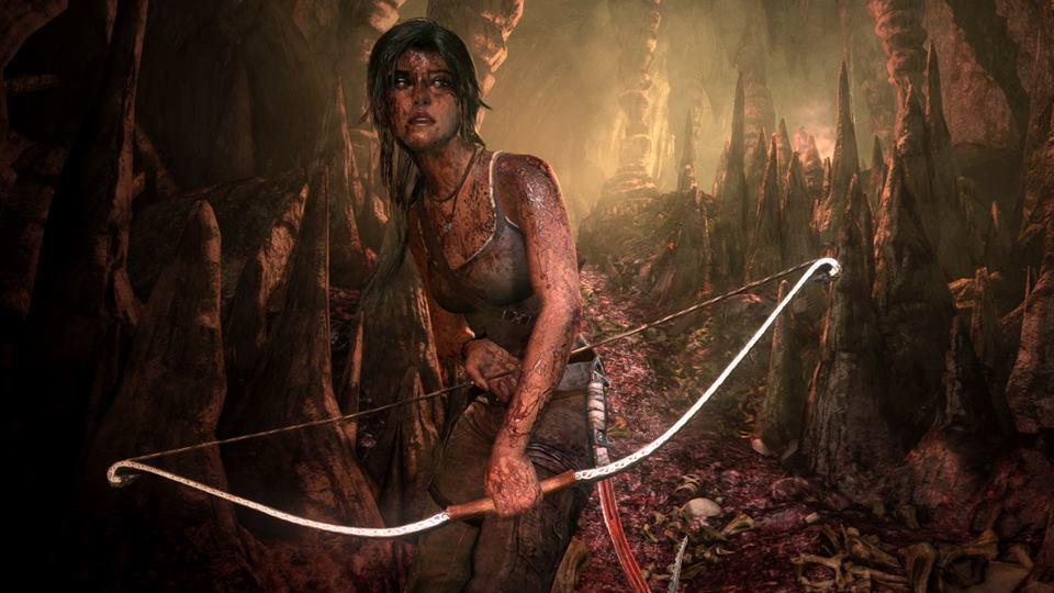 Tomb Raider: Definitive Edition ra mắt cuối tháng này - Ảnh 5