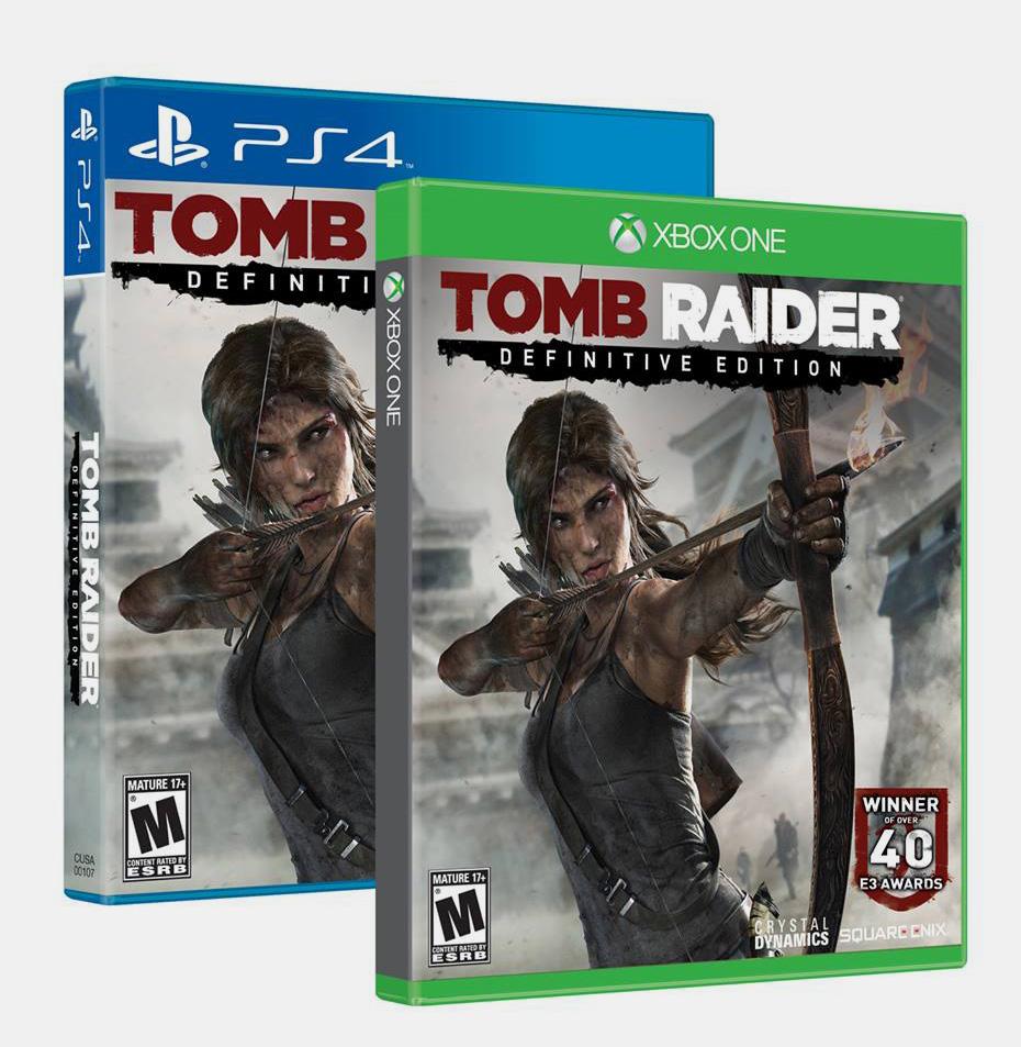 Tomb Raider: Definitive Edition ra mắt cuối tháng này - Ảnh 2
