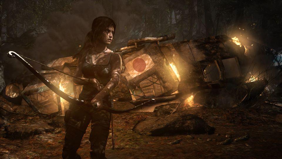 Tomb Raider: Definitive Edition ra mắt cuối tháng này - Ảnh 7