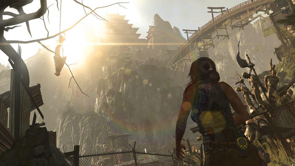 Tomb Raider: Definitive Edition ra mắt cuối tháng này - Ảnh 8