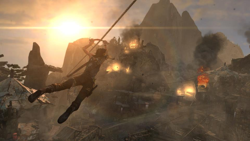 Tomb Raider: Definitive Edition ra mắt cuối tháng này - Ảnh 9