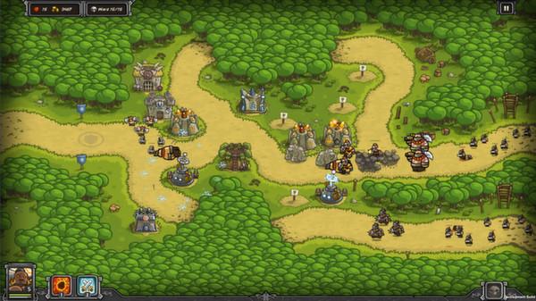 Kingdom Rush lên Steam với giá 9.99 USD - Ảnh 4
