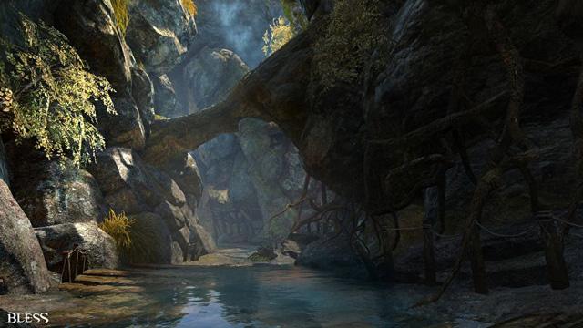 Neowiz Games hé lộ nhiều hình ảnh mới của Bless 1