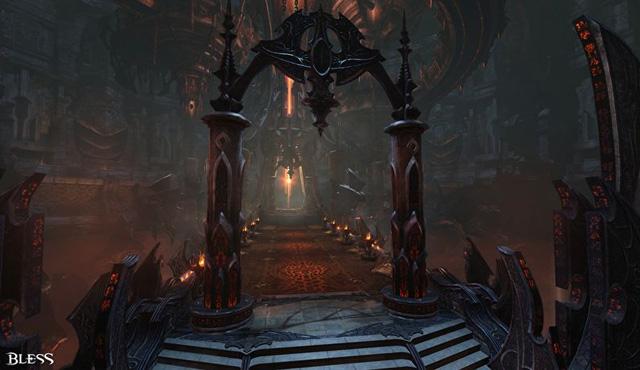 Neowiz Games hé lộ nhiều hình ảnh mới của Bless 2