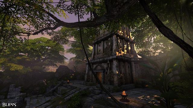 Neowiz Games hé lộ nhiều hình ảnh mới của Bless 4