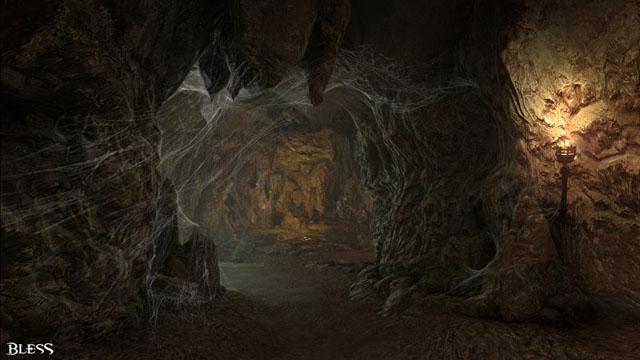Neowiz Games hé lộ nhiều hình ảnh mới của Bless 5