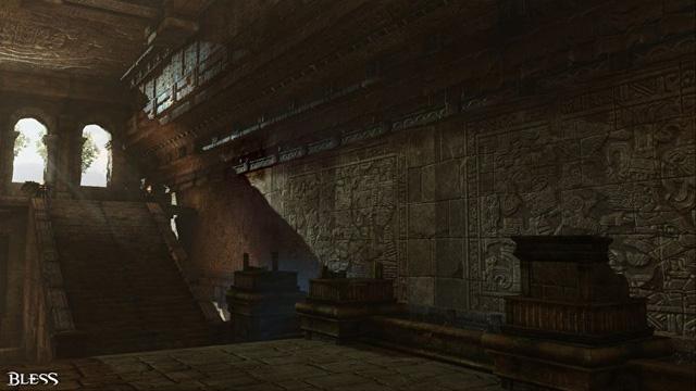 Neowiz Games hé lộ nhiều hình ảnh mới của Bless 6