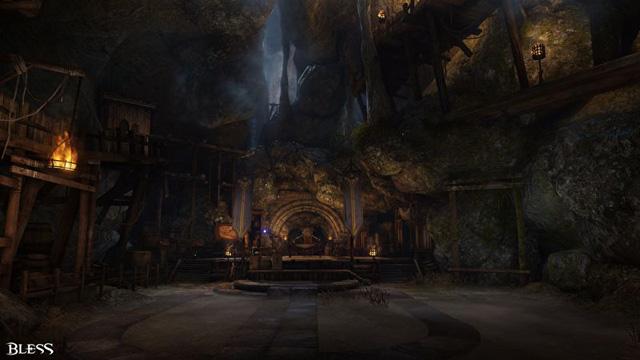 Neowiz Games hé lộ nhiều hình ảnh mới của Bless 7