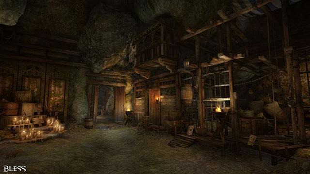 Neowiz Games hé lộ nhiều hình ảnh mới của Bless 8