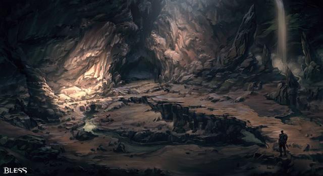 Neowiz Games hé lộ nhiều hình ảnh mới của Bless 9