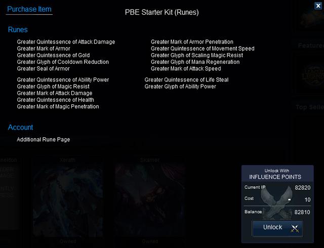 Tổng hợp các cập nhật mới trong PBE từ 13/01 - 19/01 21