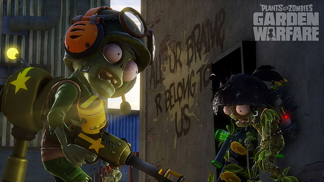 Plants vs. Zombies: Garden Warface trễ hẹn một tuần 2