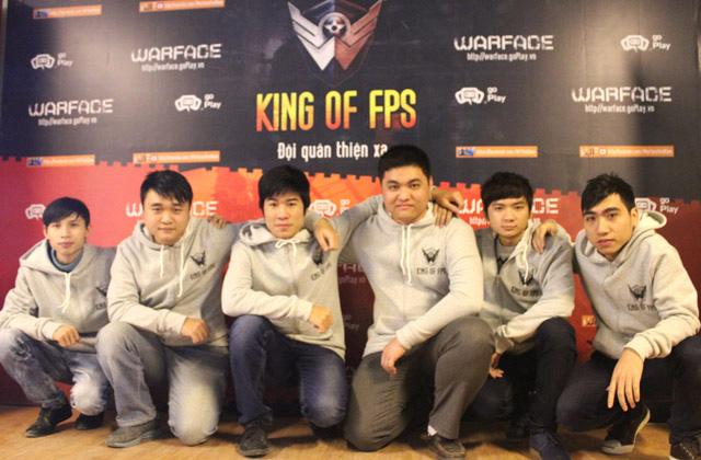King of FPS hạ màn, 1st.VN Warface toàn thắng 3