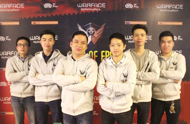 King of FPS hạ màn, 1st.VN Warface toàn thắng 5