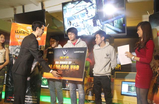 King of FPS hạ màn, 1st.VN Warface toàn thắng 6
