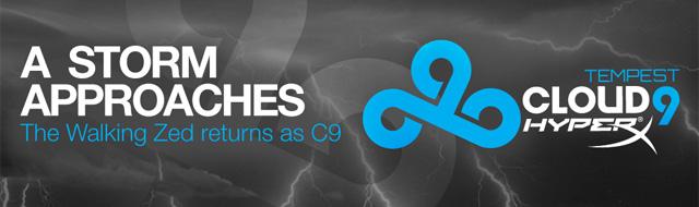 Cloud 9 thành lập đội tuyển Liên Minh Huyền Thoại thứ 3 2