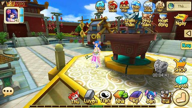 Hồ Ly 3D ra mắt phiên bản chính thức 6