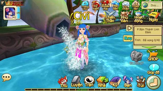 Hồ Ly 3D ra mắt phiên bản chính thức 7