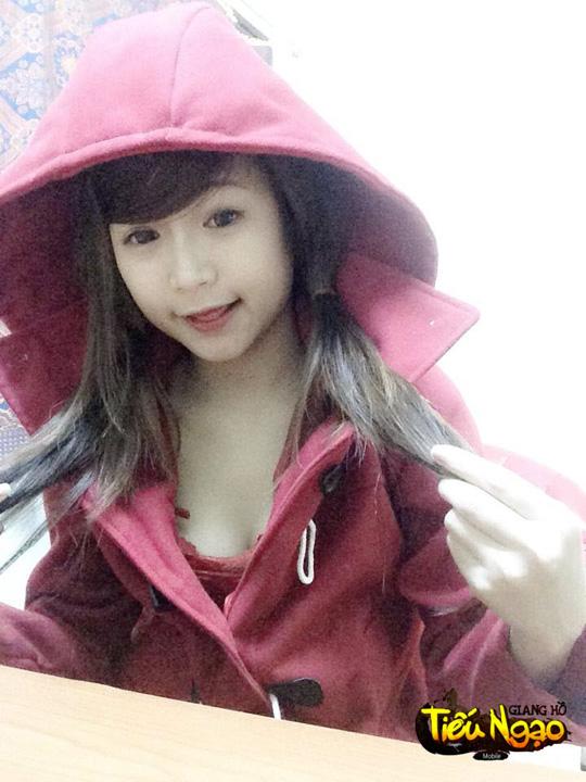 Cộng đồng xôn xao vì hot girl Tiếu Ngạo Giang Hồ Mobile 7