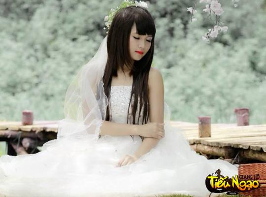 Cộng đồng xôn xao vì hot girl Tiếu Ngạo Giang Hồ Mobile 8