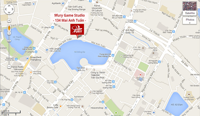 9Fury tổ chức thử nghiệm game mới tại Hà Nội 2