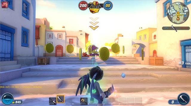 Tìm hiểu chế độ chơi Đoạt Bảo của Avatar Star 2
