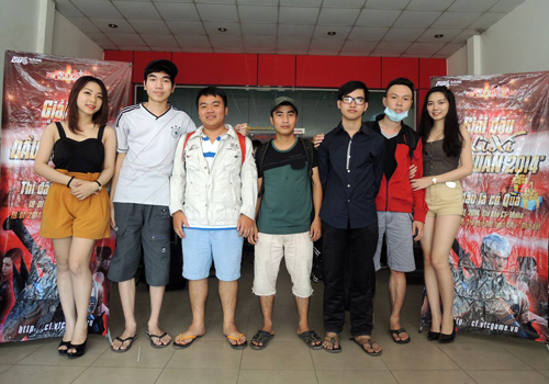 Đột Kích: Kết quả giải đấu Lì Xì Đầu Xuân 7