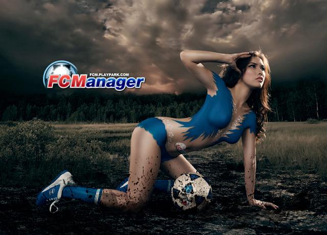 Kim Trúc Phạm khoe đường cong cùng FC Manager 7