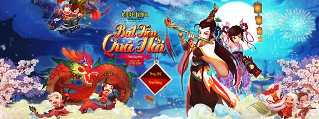 GameLandVN tặng 500 giftcode Bát Tiên Quá Hải 2