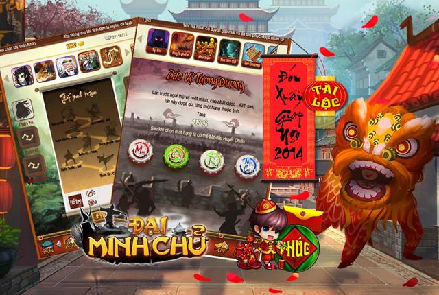 GameLand Mobile tặng 200 giftcode Vàng 9999 1