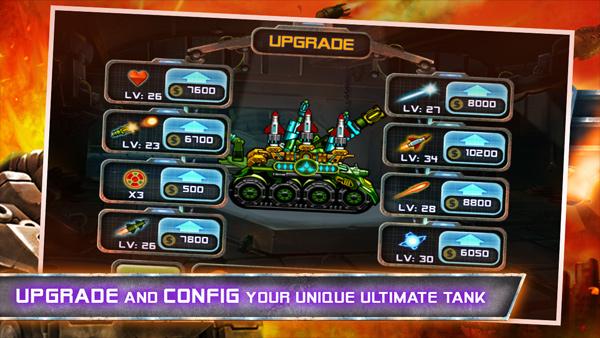 Divmob hé lộ về trò chơi mới Tank Battle 6