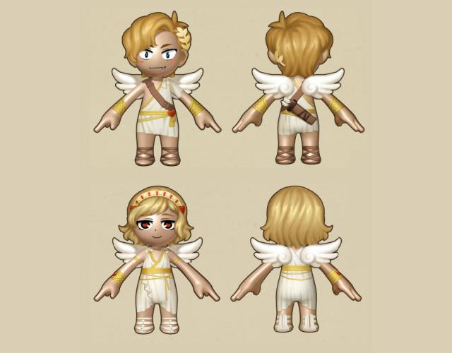 Đón xuân hợp mốt với trang phục Tết trong Avatar Star 2