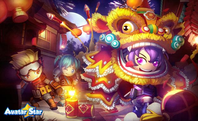 Avatar Star: Tổng hợp chuỗi sự kiện đón Tết Giáp Ngọ 2
