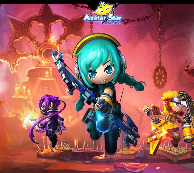 Avatar Star: Tổng hợp chuỗi sự kiện đón Tết Giáp Ngọ 1