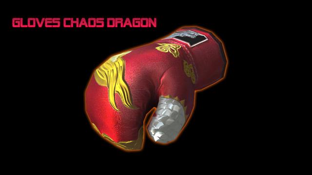 Chiêm ngưỡng bộ vũ khí Chaos Dragon trong Đột Kích 3