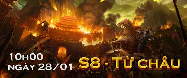 GameLandVN tặng 500 giftcode Kiêu Hùng Tam Quốc 1