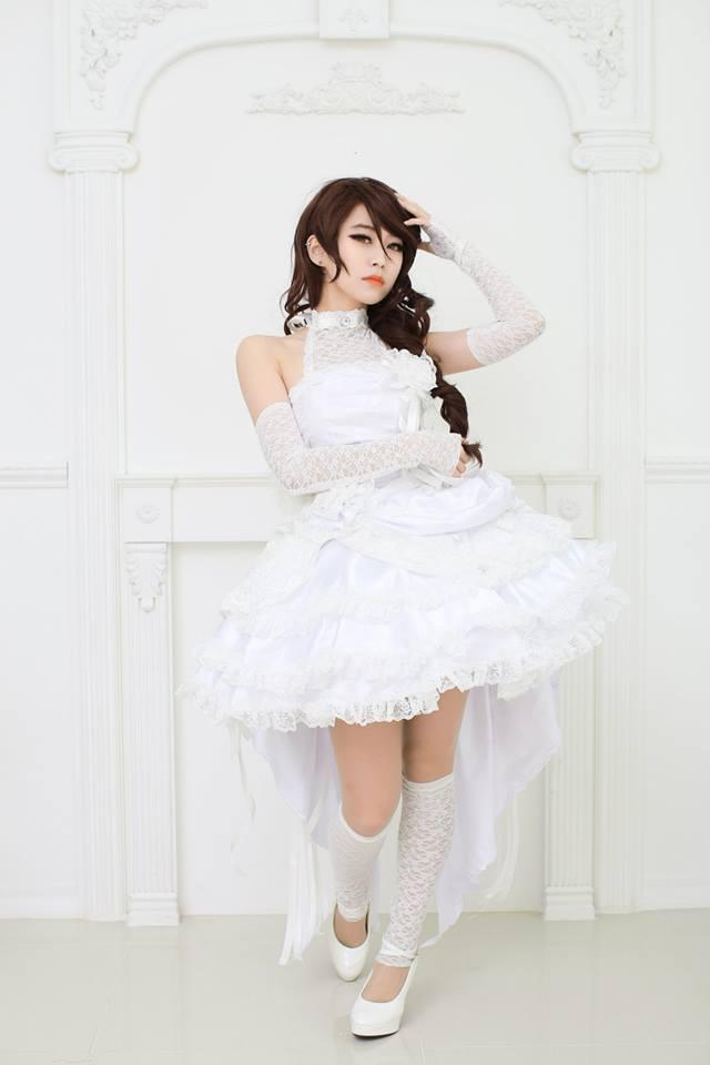Cyphers: Ngắm Trivia trong trang phục cô dâu - Ảnh 1