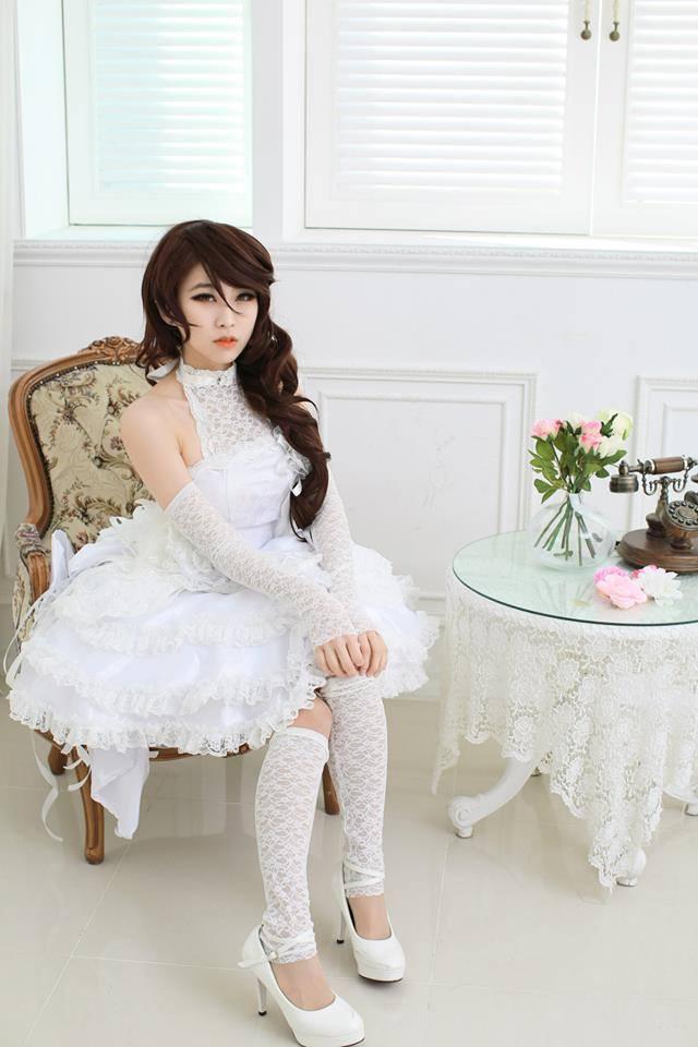 Cyphers: Ngắm Trivia trong trang phục cô dâu - Ảnh 6